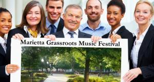 Marietta Grass Roots Festival Sponsors